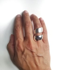 Pilgrim Alma  Statement Ring